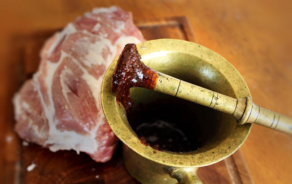 friptura de porc cu bere preparare 2