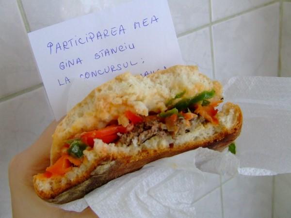 Pljeskavica sârbeascã – plescavița bãnãțeanã by ginastanciu