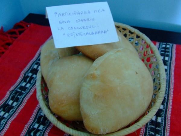 Chifle pentru pljeskavica, hamburger sau sandviciuri by ginastanciu