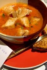 Supa de rosii by ginastanciu