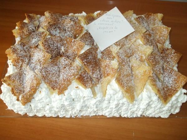 Tort cu mere si coniac by dana_radu23