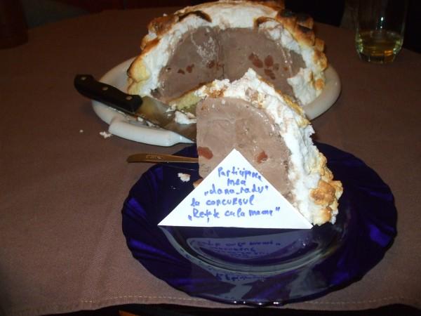 "Desert surpriza: Baked Alaska sau ""Omleta norvegiana"" by dana_radu23"
