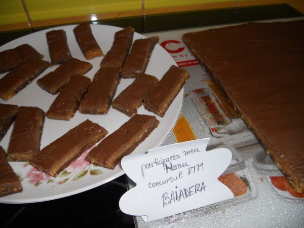 Prajitura Baiadera, rapida si delicioasa by Nanu