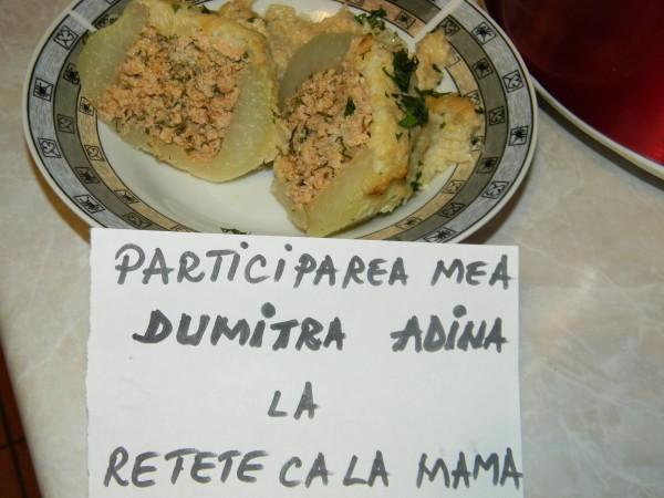 Gulii umplute cu carne la cuptor by adinagrig
