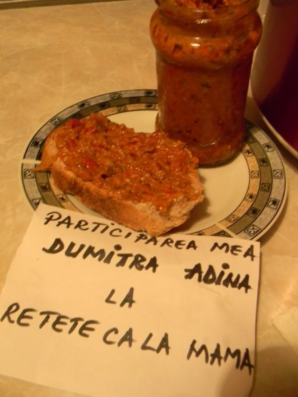 Zacusca de vinete by adinagrig