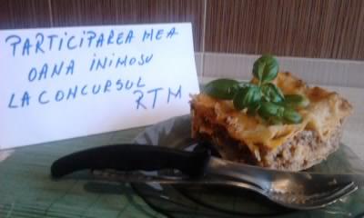 Lasagna by oana inimosu