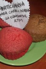 Muffins pufosi – foarte gustosi by chiricnadia