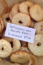 Fursecuri cu unt si cocos by Marinela Abele