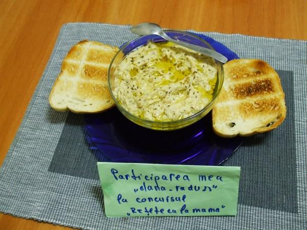 Salata de vinete Baba Ghanouj by dana_radu23