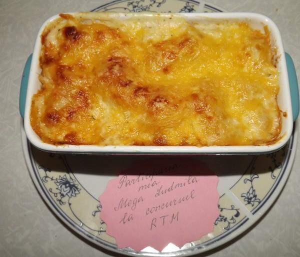 Lasagna cu foi de casa by Ludmila