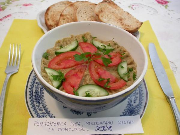 Salata de vinete romaneasca by stefanpizza