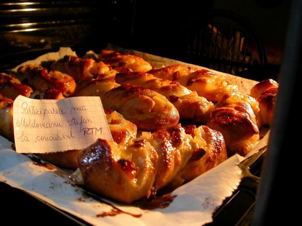 Spirale cu mere si stafide by stefanpizza