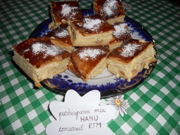 Placinta cu branza dulce by Nanu