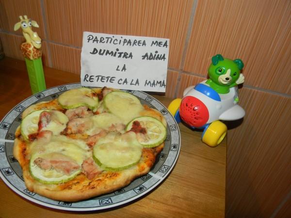 Meniu pentru copii cu pui de 1 Iunie by adinagrig