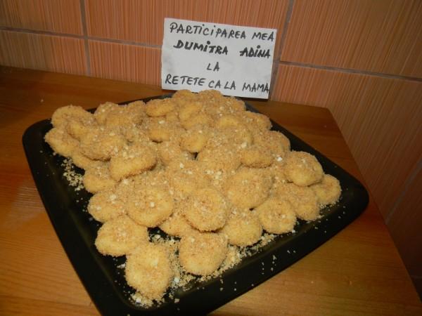 Papanasi cu branza fierti by adinagrig