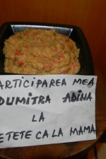 Salata de vinete cu ardei copti by adinagrig