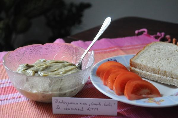 Salata de vinete romaneasca by Sanda Botis