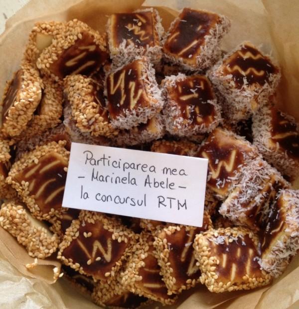 Biscuiti cu susan by Marinela Abele