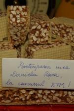 Napolitana cu ciocolata si orez expandat by DanaR