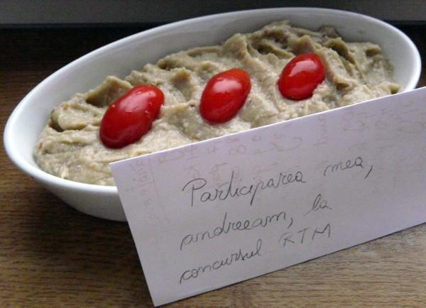 Salata de vinete romaneasca by andreeam