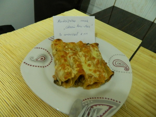 Cannelloni cu carne by aryana