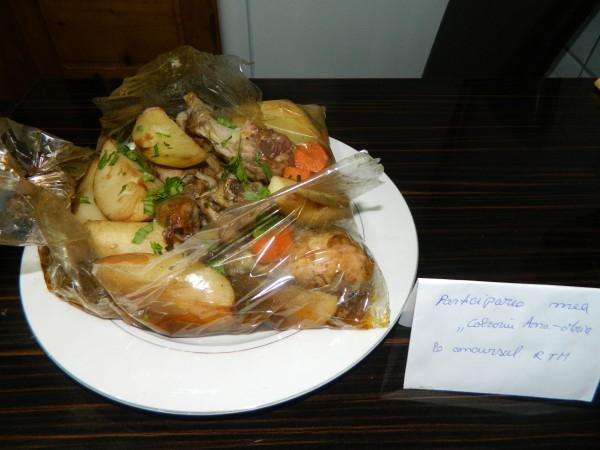 Friptura de pasare (si nu numai) la punga! by aryana