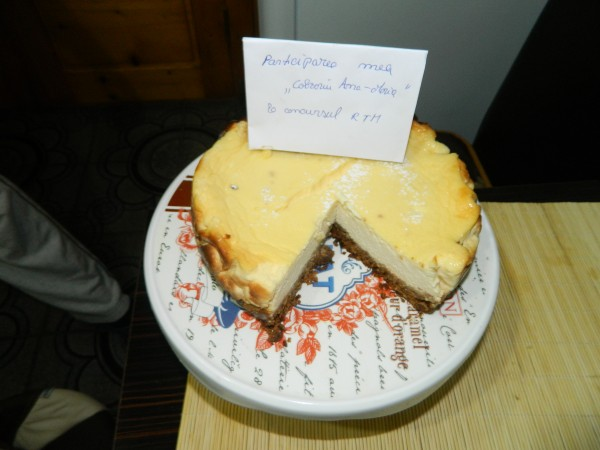 Cheesecake clasic by aryana