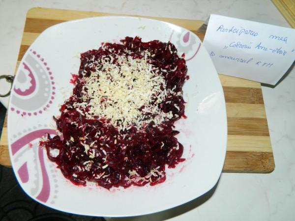 Salata de sfecla rosie by aryana