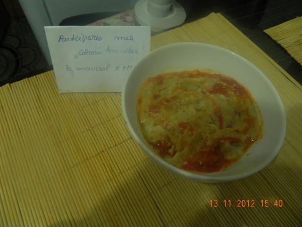 Salata de vinete cu ardei copti by aryana