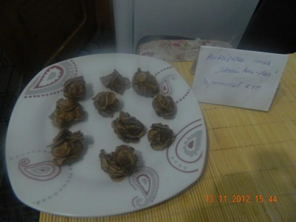 Prajiturele cu fulgi de porumb by aryana