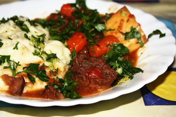 Osso bucco by Madalin