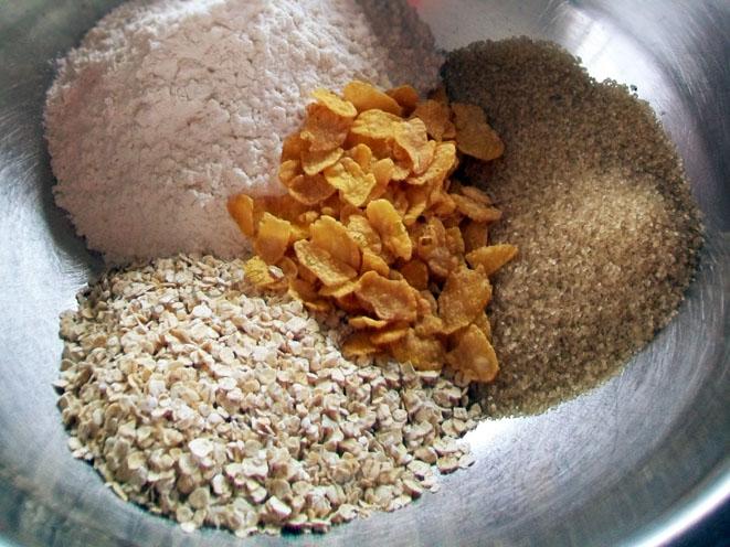 batoane de cereale cu mere 1