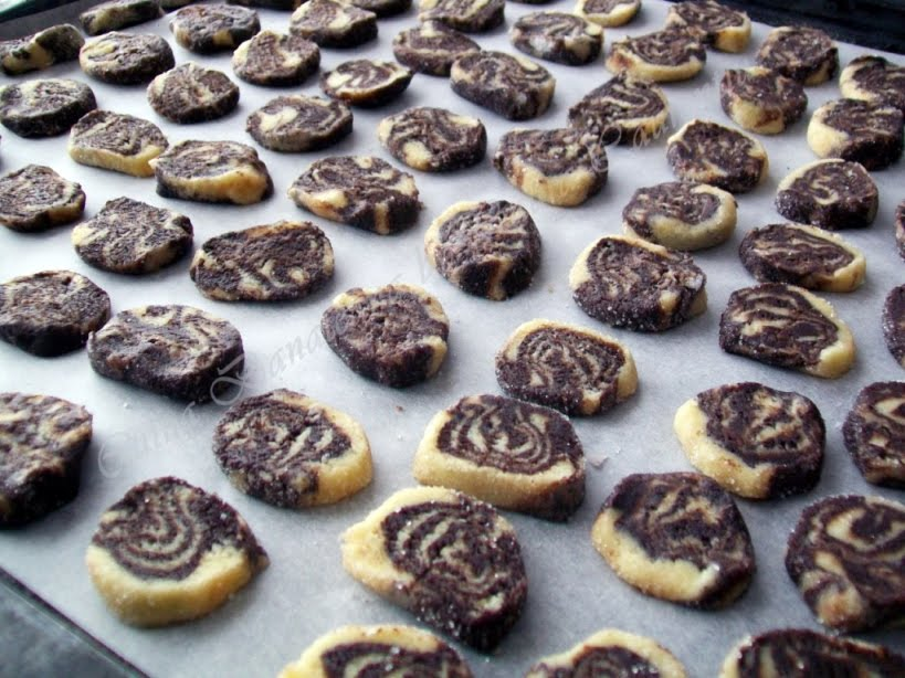 biscuiti marmorati 13