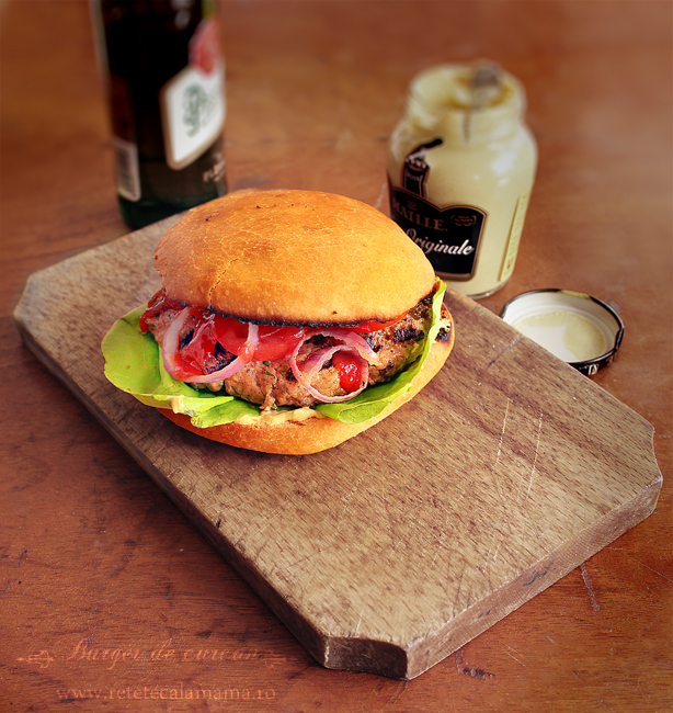 burger de curcan 1, turkey burger 2