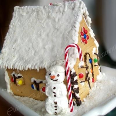 Casuta de turta dulce – My ginger – bread house