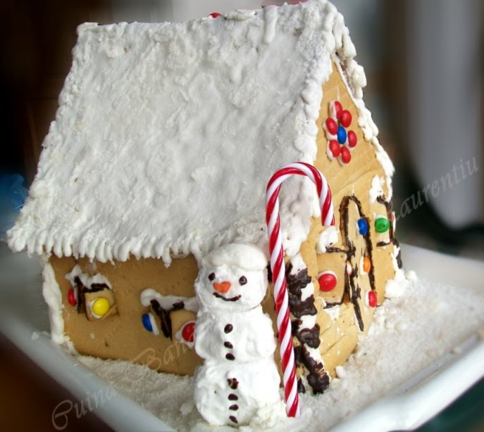 Casuta de turta dulce - My ginger - bread house