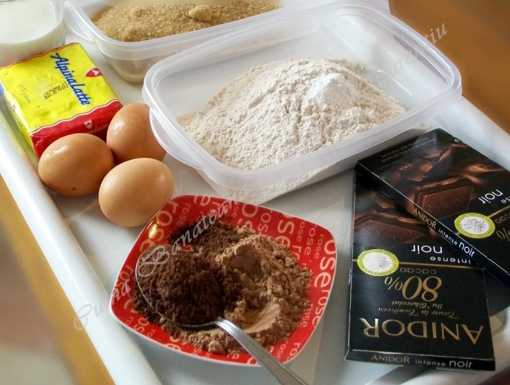 chocolate cake tort ciocolata extra 1