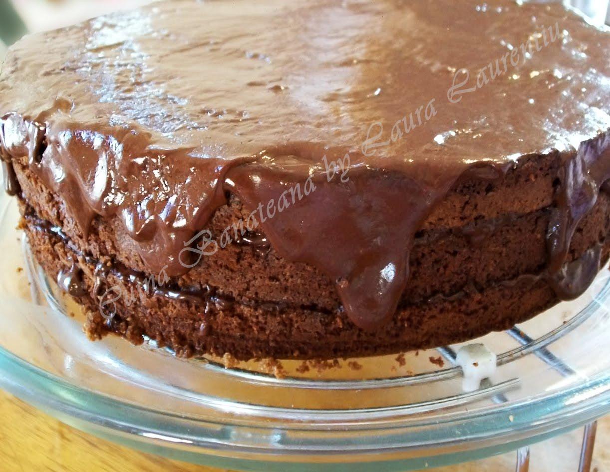 chocolate cake tort ciocolata extra 14