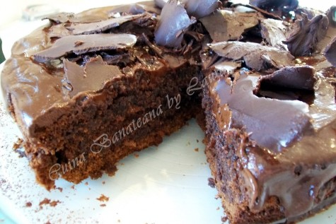THE chocolate cake!