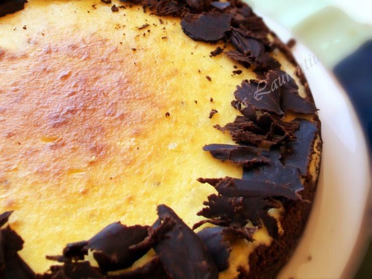 chocolate cheesecake 2