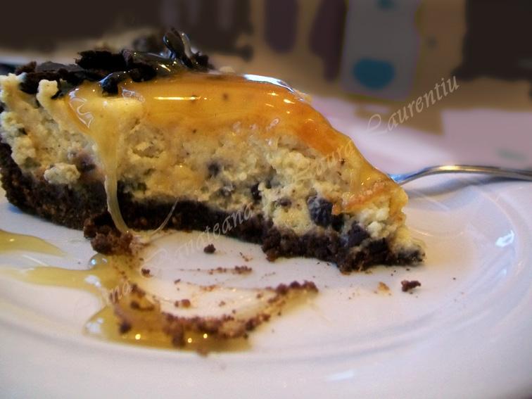 chocolate cheesecake 3