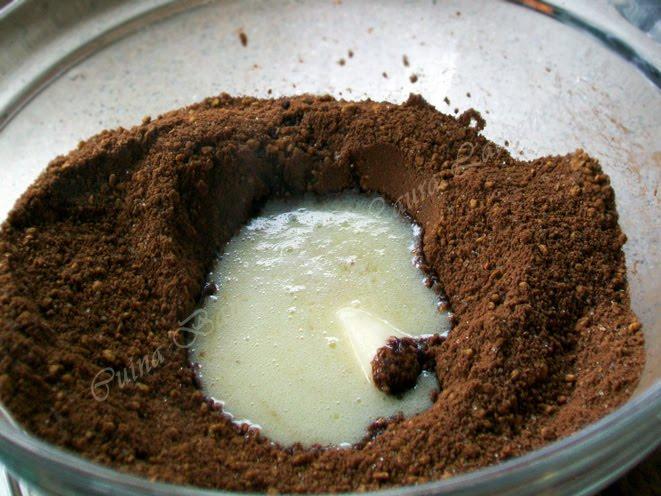 chocolate cheesecake 4