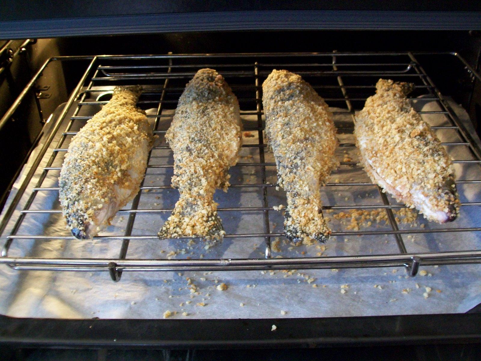 mod de preparare pastrav a la vennitiene la cuptor - pasul 4