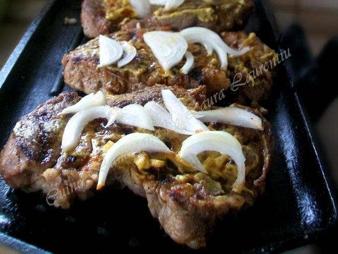 friptura de porc cu glazura delicioasa 3