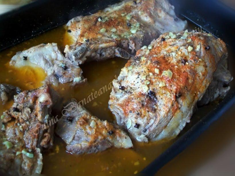 friptura de porc cu moare de varza 7