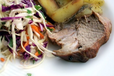 Friptura de porc cu moare de varza