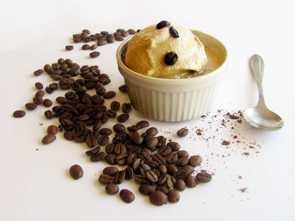 inghetata de cafea