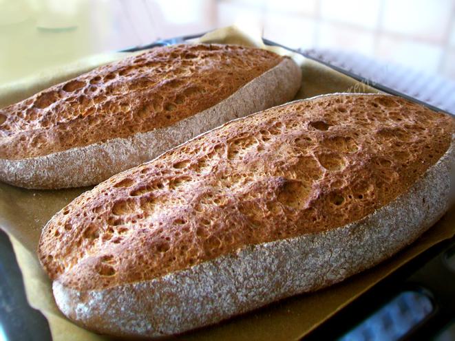 mancare 9 octombrie paine de secara 1
