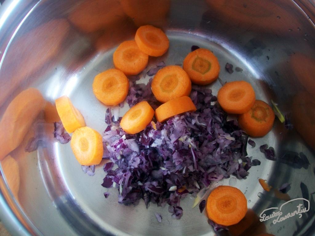 mancare de mazare cu morcovi 001