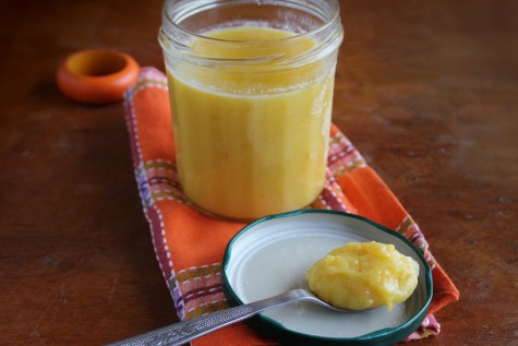 Orange – sau lemon – curd